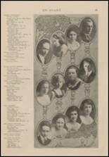 1921 North Central High School Yearbook Page 20 & 21
