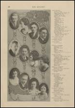 1921 North Central High School Yearbook Page 22 & 23