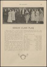 1921 North Central High School Yearbook Page 26 & 27