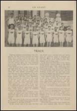 1921 North Central High School Yearbook Page 54 & 55