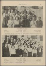1921 North Central High School Yearbook Page 62 & 63
