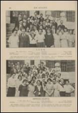 1921 North Central High School Yearbook Page 64 & 65