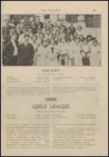 1921 North Central High School Yearbook Page 66 & 67