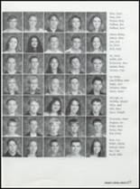 2000 Clyde High School Yearbook Page 20 & 21