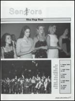 2000 Clyde High School Yearbook Page 50 & 51