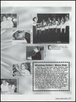 2000 Clyde High School Yearbook Page 56 & 57