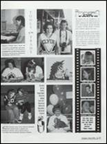 2000 Clyde High School Yearbook Page 58 & 59