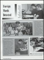 2000 Clyde High School Yearbook Page 62 & 63