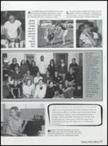 2000 Clyde High School Yearbook Page 74 & 75