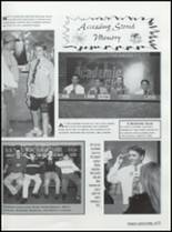 2000 Clyde High School Yearbook Page 84 & 85