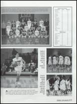2000 Clyde High School Yearbook Page 100 & 101