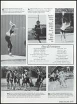 2000 Clyde High School Yearbook Page 122 & 123