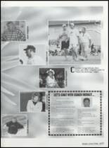 2000 Clyde High School Yearbook Page 126 & 127