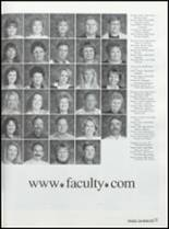 2000 Clyde High School Yearbook Page 128 & 129