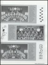 2000 Clyde High School Yearbook Page 154 & 155