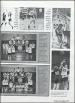 2000 Clyde High School Yearbook Page 156 & 157