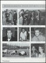 2000 Clyde High School Yearbook Page 160 & 161
