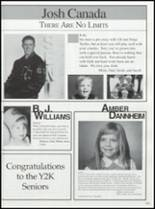 2000 Clyde High School Yearbook Page 192 & 193