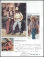 1985 Mesa High School Yearbook Page 18 & 19