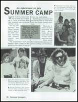 1985 Mesa High School Yearbook Page 20 & 21
