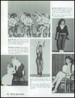 1985 Mesa High School Yearbook Page 24 & 25