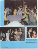 1985 Mesa High School Yearbook Page 34 & 35