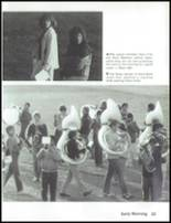 1985 Mesa High School Yearbook Page 36 & 37