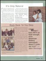 1985 Mesa High School Yearbook Page 48 & 49
