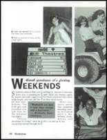 1985 Mesa High School Yearbook Page 52 & 53