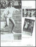 1985 Mesa High School Yearbook Page 54 & 55