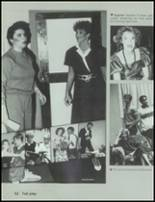 1985 Mesa High School Yearbook Page 56 & 57