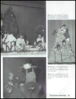 1985 Mesa High School Yearbook Page 64 & 65