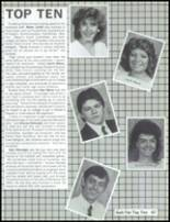 1985 Mesa High School Yearbook Page 70 & 71