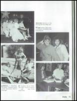 1985 Mesa High School Yearbook Page 74 & 75