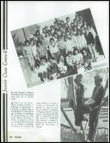 1985 Mesa High School Yearbook Page 76 & 77