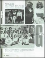 1985 Mesa High School Yearbook Page 78 & 79