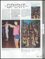 1985 Mesa High School Yearbook Page 84 & 85