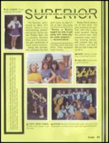 1985 Mesa High School Yearbook Page 88 & 89