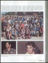 1985 Mesa High School Yearbook Page 90 & 91