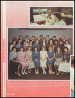 1985 Mesa High School Yearbook Page 92 & 93