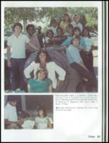 1985 Mesa High School Yearbook Page 96 & 97