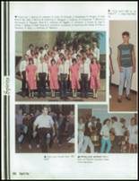 1985 Mesa High School Yearbook Page 100 & 101