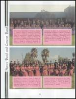 1985 Mesa High School Yearbook Page 106 & 107