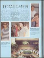 1985 Mesa High School Yearbook Page 110 & 111