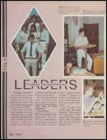 1985 Mesa High School Yearbook Page 118 & 119