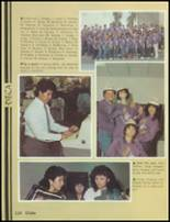 1985 Mesa High School Yearbook Page 122 & 123