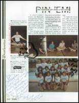 1985 Mesa High School Yearbook Page 124 & 125
