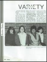 1985 Mesa High School Yearbook Page 132 & 133