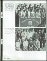1985 Mesa High School Yearbook Page 134 & 135