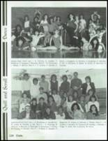 1985 Mesa High School Yearbook Page 136 & 137